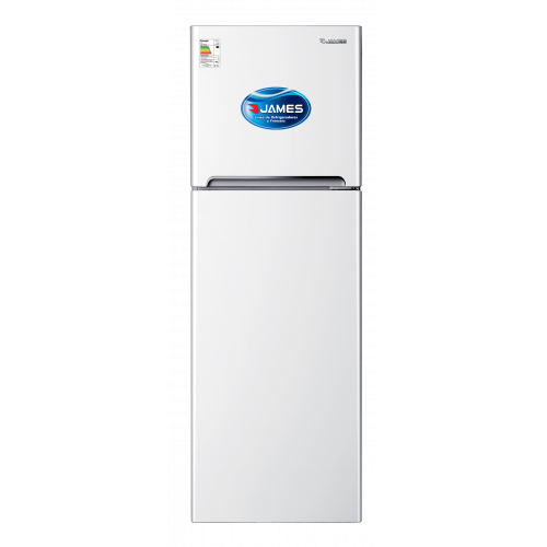 Heladera james j-300 b blanco  est.vidrio 272 lt eficiencia energ. a