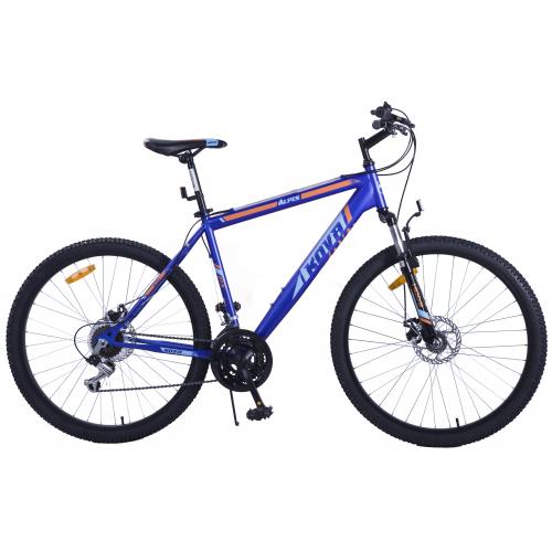 Bicicleta hombre r 27,5 kova alpes freno disco azul mate