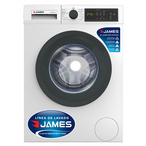 LAVARROPAS JAMES LR-1007 G2 BL BLANCO