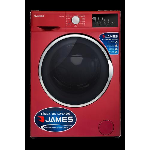 Lavarropas james lr-1008 r rojo 6 kg 1000 rpm