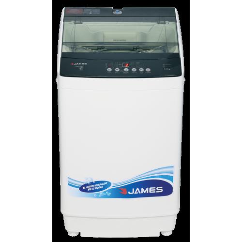 Lava ropas james carga superior con centrifigado wmt 780 7kg