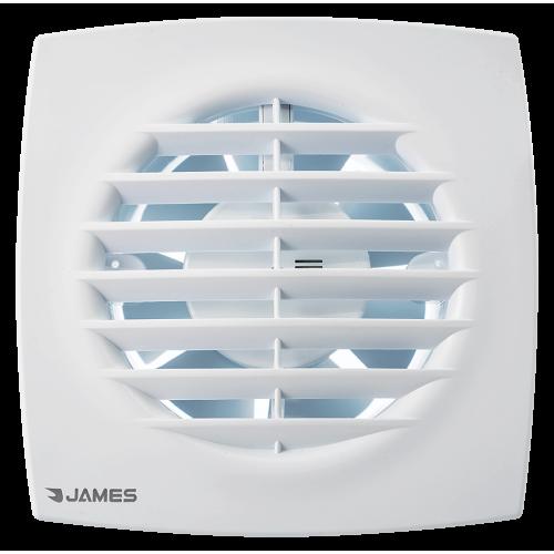 EXTRACTOR DE BAÑO JAMES EJ-100 S 98m3 100mm