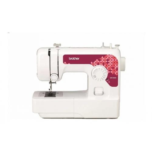 Maquina de coser brother  vx1445  14 puntadas, ojaladora, retroceso, brazo libre