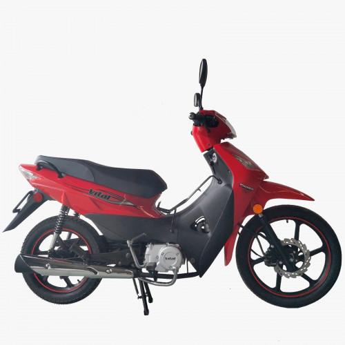 Moto vital twist 125 rojo