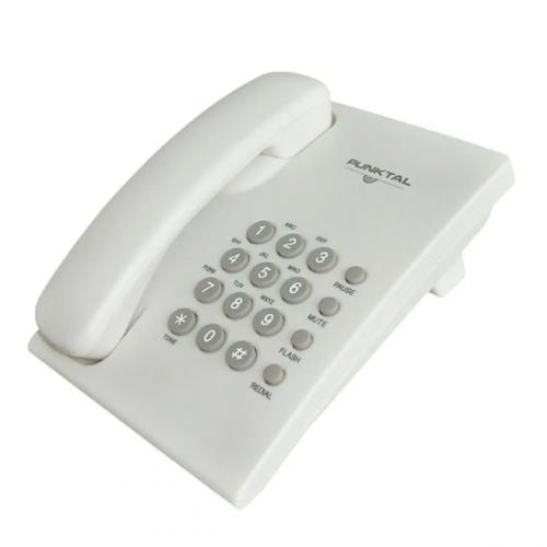 TELEFONO DE MESA PUNKTAL PK-TM207