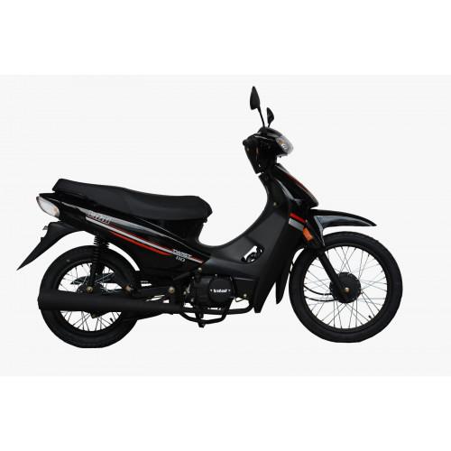Moto vital twist 110 rayos negra