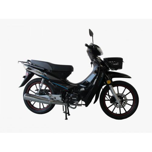 Moto vital fair 125 f. disco negra