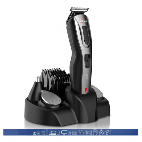 CORTAPELO GA.MA GC625 MULTIFUNCION CLIPPER SET BVT