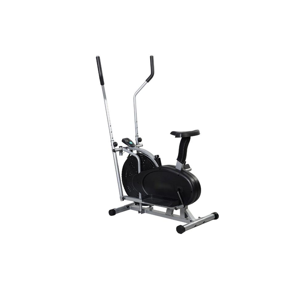 Bicicleta eliptica con asiento pro fitness pf-707