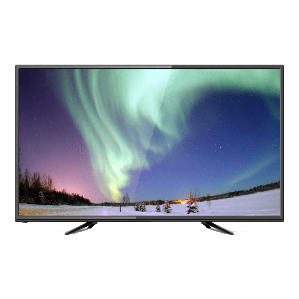 Tv led 32' kiland modelo kil-dled32 hd con usb y doble control remoto