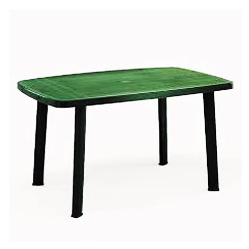 Mesa de resina faro 140x090 verde