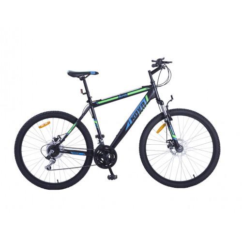 Bicicleta hombre r 27,5 kova alpes freno disco negro mate