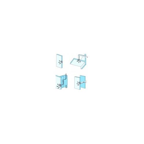 Extractor de aire para vidrio o pared s&p hcm 180 n helicoidal caudal 400m3/h 3