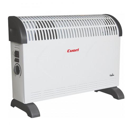 """Calefactor por convección cuori modelo """"calore"""""""