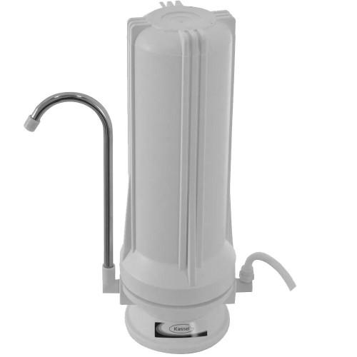 Filtro purificador de agua potable filtro mixto simple kassel ks-fa1