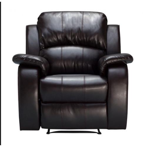 Sofa recliner marron lv614 nº1