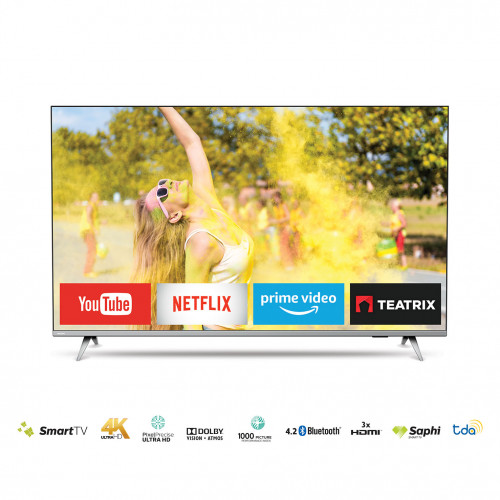 Tv smart philips 4k 50""