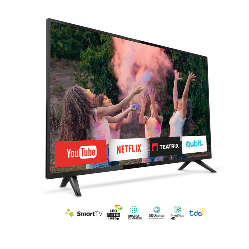 Tv smart philips full hd 43""