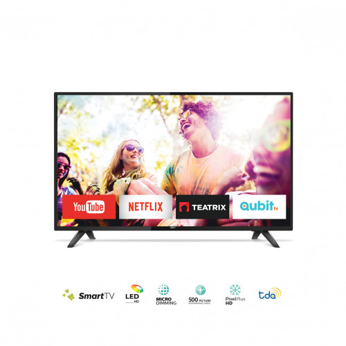 Tv smart philips full hd 32""