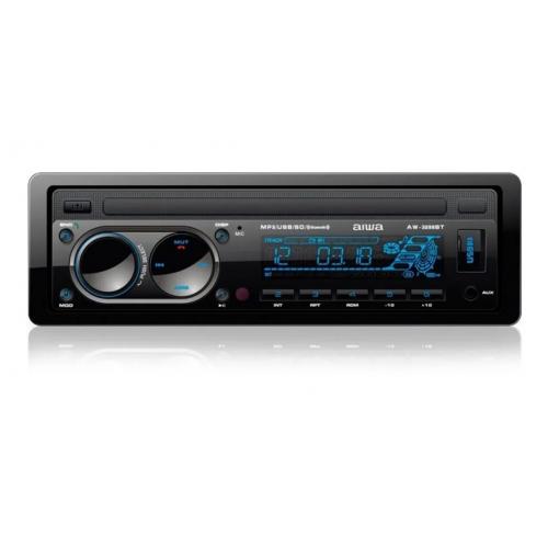 AUTO RADIO AIWA AW-3298BT C/REMOTO USB/SD/LINE IN