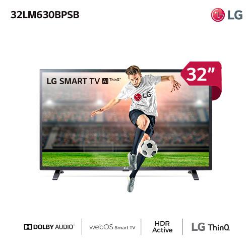 Tv led smart 32 lg lm630b