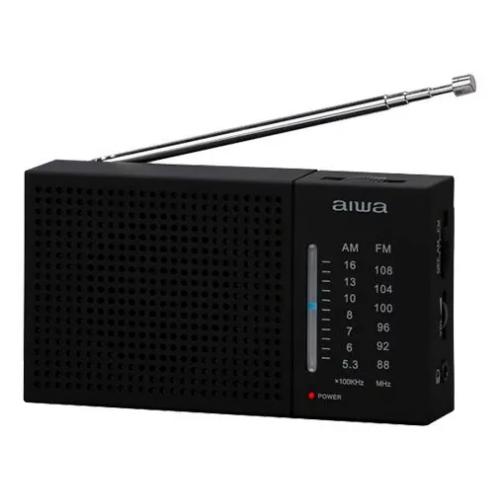 RADIO AIWA AW-LR234AMFM AM/FM CON PILAS
