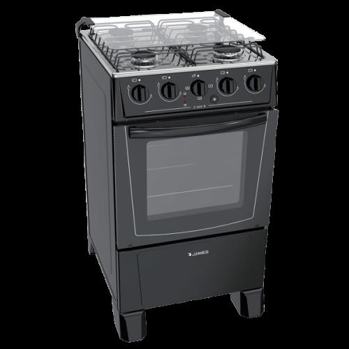Cocina combinada james c-205 b negro