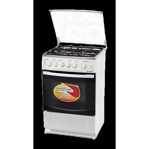 Cocina combinada james c-215 ch blanco