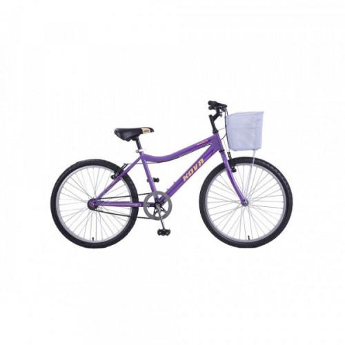 Bicicleta niña r 24 kova andes lila