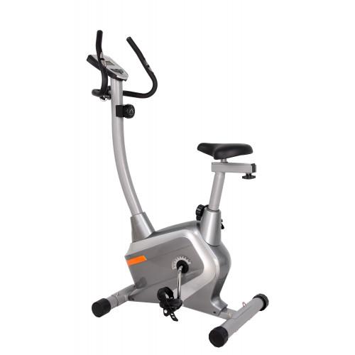 Bicicleta magnetica vertical pf-777 pro fitness uso residencial. asiento ajustable en altura y distancia.hasta 110 kgs