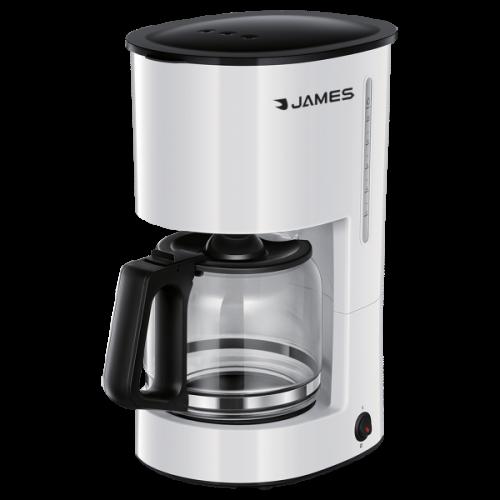 Cafetera de filtro james cfj (blanca) 2200 w