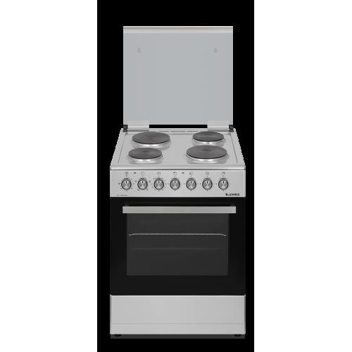 Cocina electrica james c-801 a rtks inox