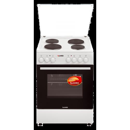 Cocina electrica james c-201 a tks blanco
