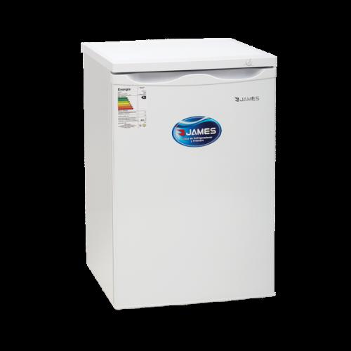 Freezer vertical james fvj-100 kn puerta reversible