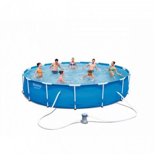 Piscina estructural redonda 10220 litros