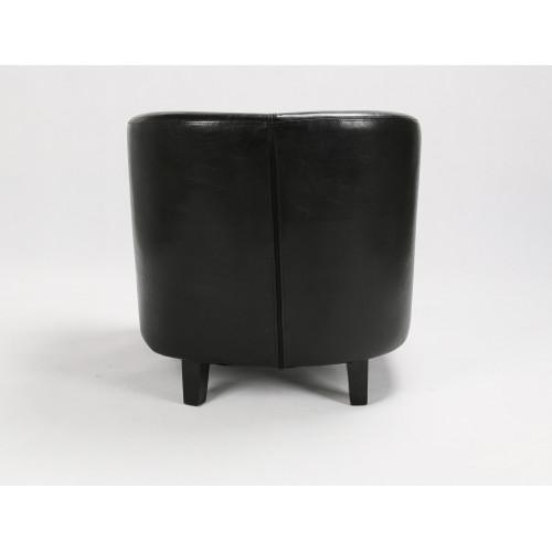 Butaca 1 cuerpo 396022 negro szames