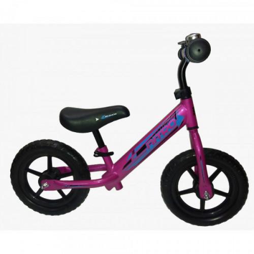 Bicicleta niño chivita rosada nitro 1209
