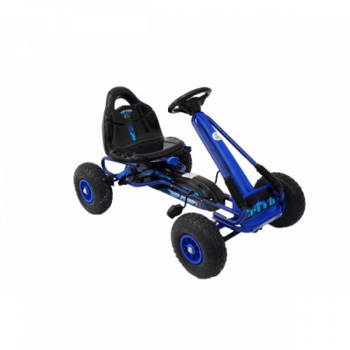 Kart a pedal 815 azul kissme