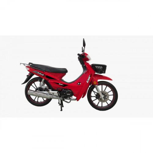Moto vital fair 125 f. disco roja