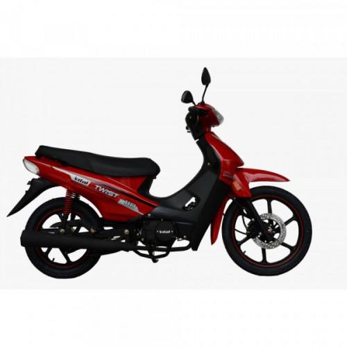 Moto vital twist 110 aleacion f. disco roja