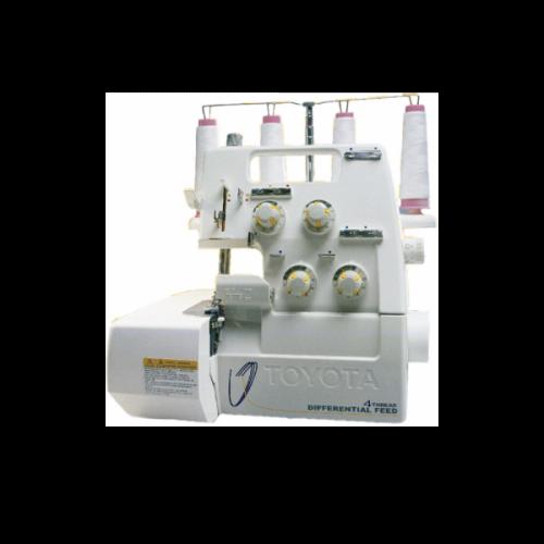Máquina de coser toyota overlock - sl3335