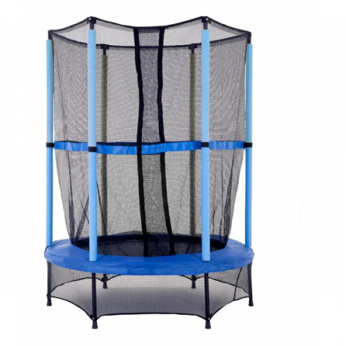 Trampolín cama elástica 1.40 mts + red alta 1,80mts
