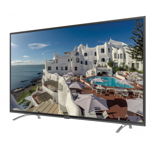 Tv led james 43 smart hd s43 d1241 full hd acceso directo a netflix y youtube desde control