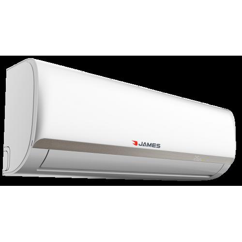 Acondicionador de aire james 12000 btu aam-12fcf  linea c  funciones: frío/calor ● auto (frío/calor)