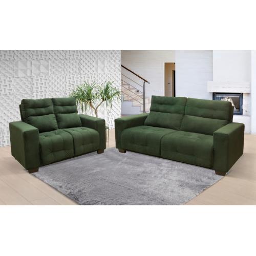 Living tapizado hannover 3+2 lugares