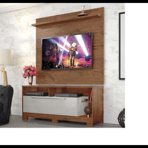 Rack tv panel casuale tv49 nogal