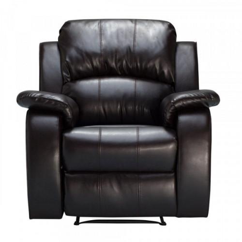 Sofa recliner negro lv614 nº1