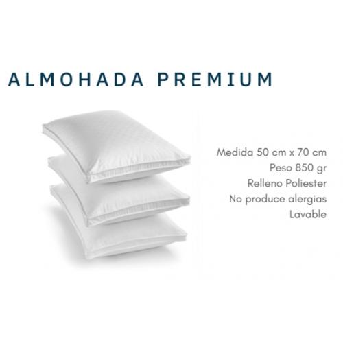 Almohada luna premium