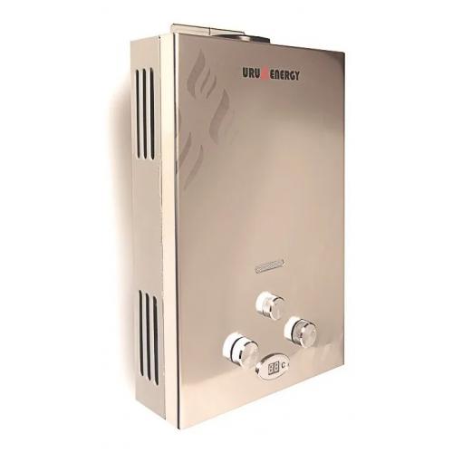 Calentador de agua supergas 8 lts/h uruenergy