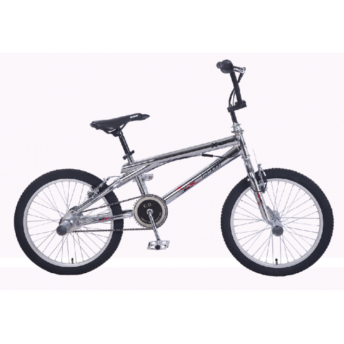 BICICLETA NIÑO R 20 Kova X-Up Freestyle Cromada
